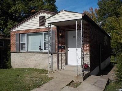 1111 Canaan Avenue, St Louis, MO 63147 - MLS#: 17084367