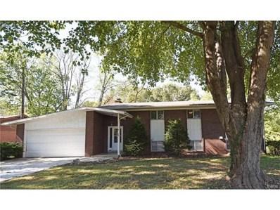 68 Fenwood Drive, Belleville, IL 62220 - MLS#: 17084547