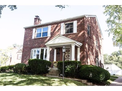 8455 Glen Echo, St Louis, MO 63121 - MLS#: 17084939