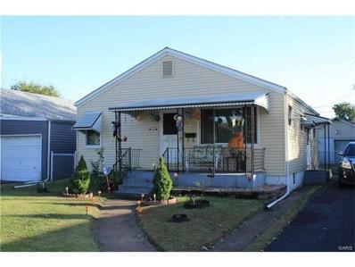 2530 Jerden Avenue, Granite City, IL 62040 - MLS#: 17085063