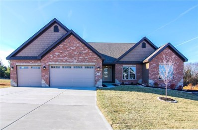 109 Eagle Estates Drive, Lake St Louis, MO 63367 - MLS#: 17085437