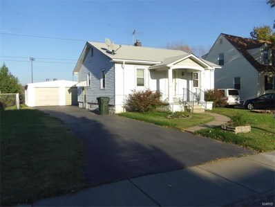 1445 Queeny Avenue, Sauget, IL 62206 - MLS#: 17086400