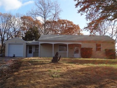 5122 Old Highway 21, Imperial, MO 63052 - MLS#: 17086445