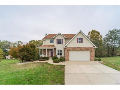148 Crystal Gate, Glen Carbon, IL 62034 - #: 17086633