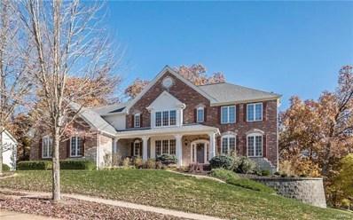 1548 Garden Valley Drive, Wildwood, MO 63038 - MLS#: 17086753