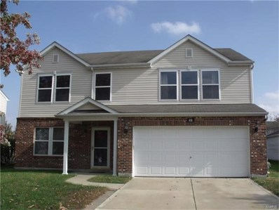 416 Wilderness Way, Mascoutah, IL 62258 - #: 17086784