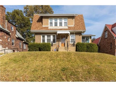 8305 Knollwood, St Louis, MO 63121 - MLS#: 17086818