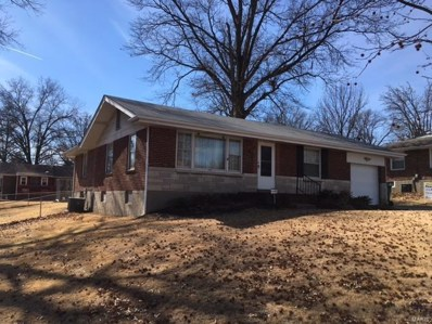 1220 Admiral Drive, Bellefontaine Nghbrs, MO 63137 - MLS#: 17086850