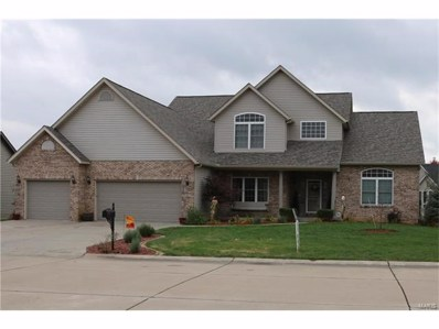 140 Oak Hill Drive, Maryville, IL 62062 - #: 17086993
