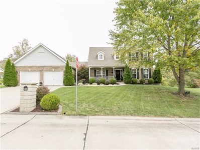5668 Stone Villa Drive, Smithton, IL 62285 - #: 17087235