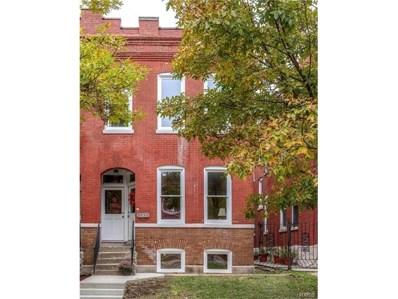 2732 Accomac St., St Louis, MO 63104 - MLS#: 17088210