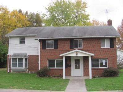 122 E Pennsylvania Street, Staunton, IL 62088 - MLS#: 17088237