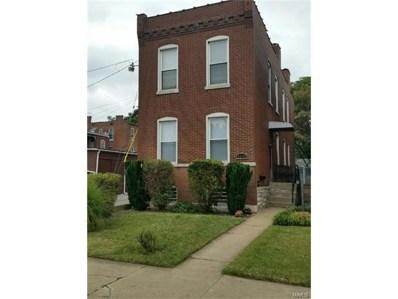 3139 Osceola, St Louis, MO 63111 - MLS#: 17088524