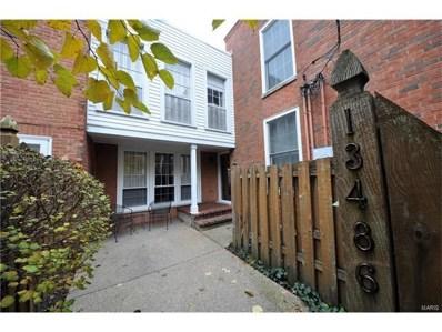 13486 Mason Village Court, St Louis, MO 63131 - MLS#: 17088943