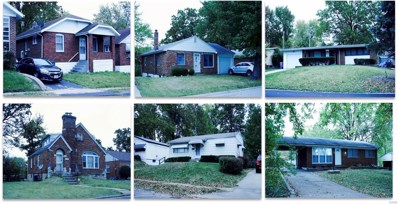 4323 Oakridge, St Louis, MO 63121 - MLS#: 17089363