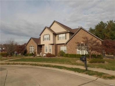 1716 Cameron Court, Edwardsville, IL 62025 - #: 17089433