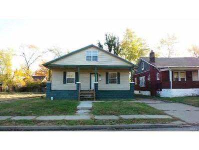 1720 N 25th Street, East St Louis, IL 62204 - MLS#: 17089699