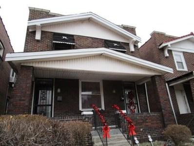 5023 Saint Louis Avenue, St Louis, MO 63115 - MLS#: 17089808