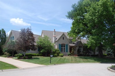 17291 Courtyard Mill Lane, Chesterfield, MO 63005 - MLS#: 17089847