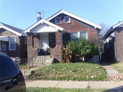 5919 Park Lane, St Louis, MO 63147 - MLS#: 17091688