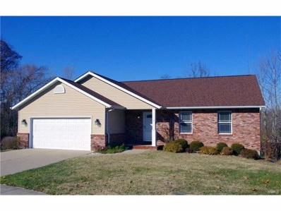 12 Summit Trail Court, Collinsville, IL 62234 - #: 17092006