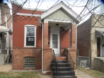 3135 Osceola Street, St Louis, MO 63111 - MLS#: 17093340
