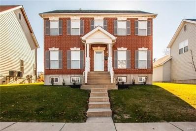 3908 McRee Avenue, St Louis, MO 63110 - MLS#: 17093873