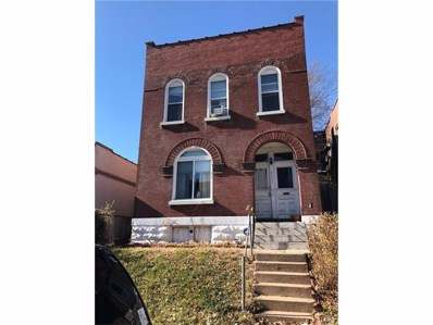 3331 Iowa Avenue, St Louis, MO 63118 - MLS#: 17094164