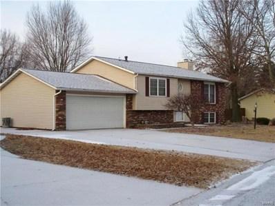 810 W Miller Drive, Staunton, IL 62088 - MLS#: 17094219
