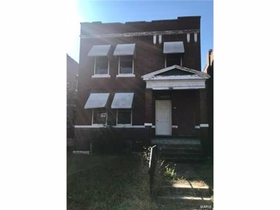 4264 E Labadie Avenue, St Louis, MO 63115 - MLS#: 17094346