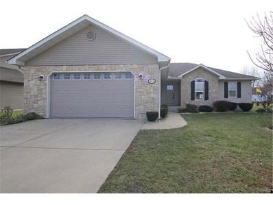 404 Pheasant Drive, Worden, IL 62097 - #: 17094432