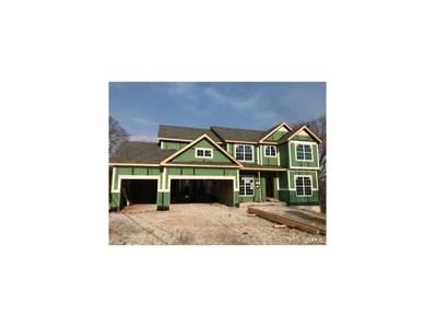 1329 Grandview Uc Drive, Kirkwood, MO 63122 - MLS#: 17094491