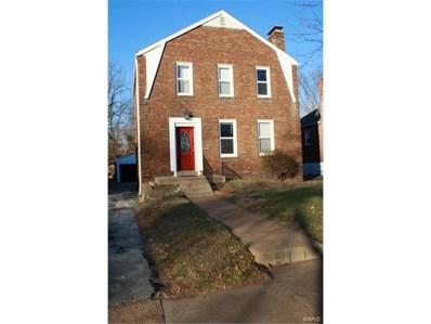 6725 Julian Avenue, St Louis, MO 63130 - MLS#: 17094634