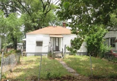 5521 Adelaide Place UNIT P1, East St Louis, IL 62204 - MLS#: 17094702