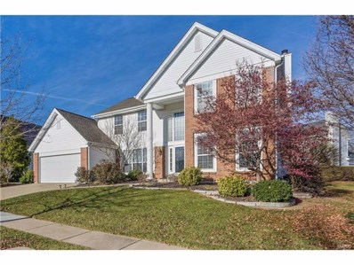 16703 Deveronne Circle, Chesterfield, MO 63005 - MLS#: 17095205