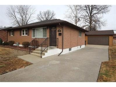 2589 Boyle Avenue, Granite City, IL 62040 - MLS#: 17095368