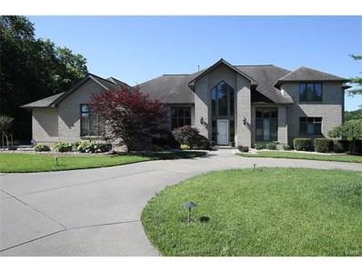 2260 Country Creek Lane, Belleville, IL 62223 - #: 17095525