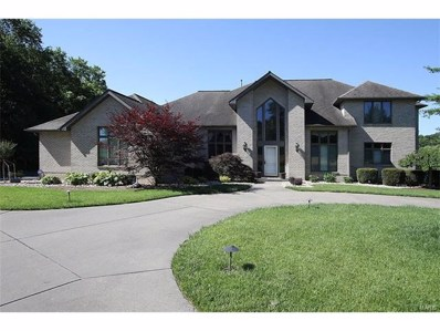 2260 Country Creek Lane, Belleville, IL 62223 - #: 17095525