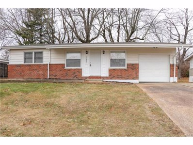 11601 Criterion Ave, St Louis, MO 63138 - MLS#: 17095619