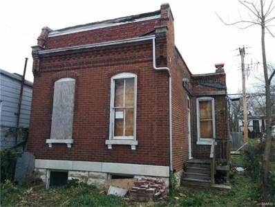 3418 Michigan Avenue, St Louis, MO 63118 - MLS#: 17095673