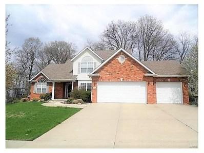 6105 Keebler Oaks Drive, Maryville, IL 62062 - #: 17095836