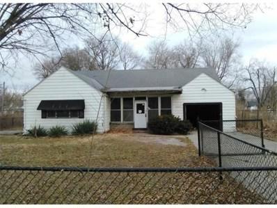 4607 Bunkum Road, East St Louis, IL 62204 - MLS#: 17095857