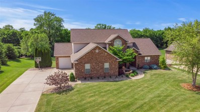 1411 Palmer Creek Drive, Columbia, IL 62236 - MLS#: 17096026