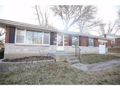 1232 Forest Home, St Louis, MO 63137 - MLS#: 17096065