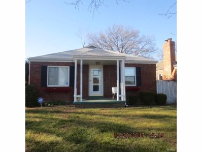 3901 Brown, St Louis, MO 63134 - MLS#: 17096407