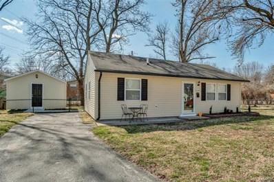 8608 Graham Lane, St Louis, MO 63134 - MLS#: 17096486