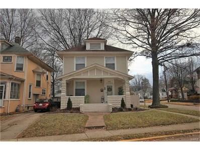 602 Hillsboro Avenue, Edwardsville, IL 62025 - #: 17096817