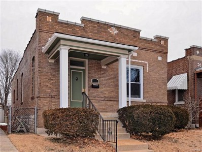 4003 Winnebago Street, St Louis, MO 63116 - MLS#: 17096833