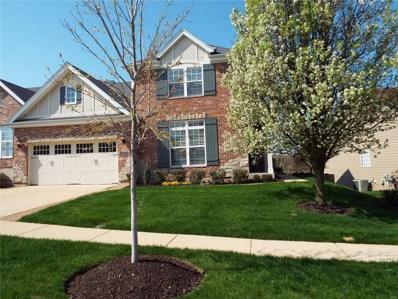 14616 Kendall Ridge Drive, Chesterfield, MO 63017 - MLS#: 17096882