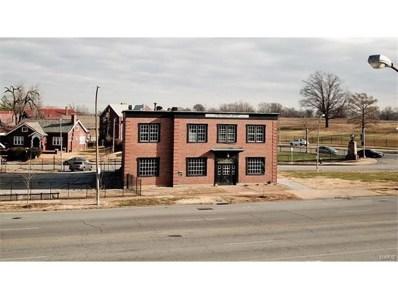 5925 W Florissant Avenue, St Louis, MO 63136 - MLS#: 18000063